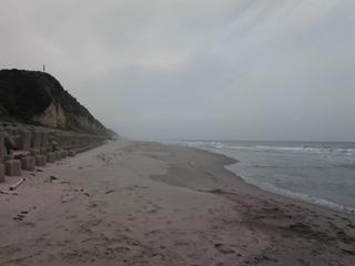 東赤沢海岸