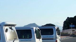 shimano スタッフカー