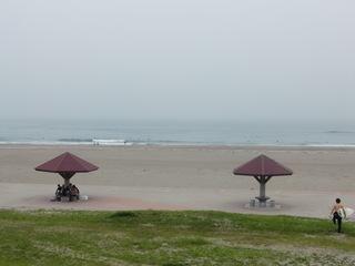 海は穏やか