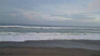 波高にびっくり